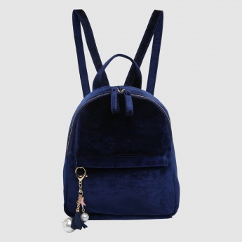 Iconic Backpack with Zip Closure