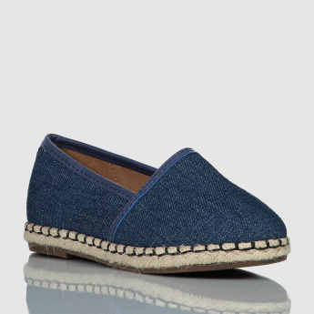 Iconic Slip-On Espadrille Shoes