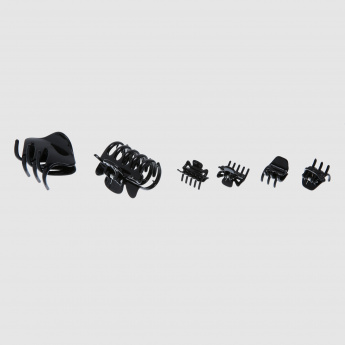 Hair Clamp - Set of 6