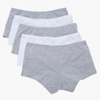 Elasticised Boxers - Set of 5